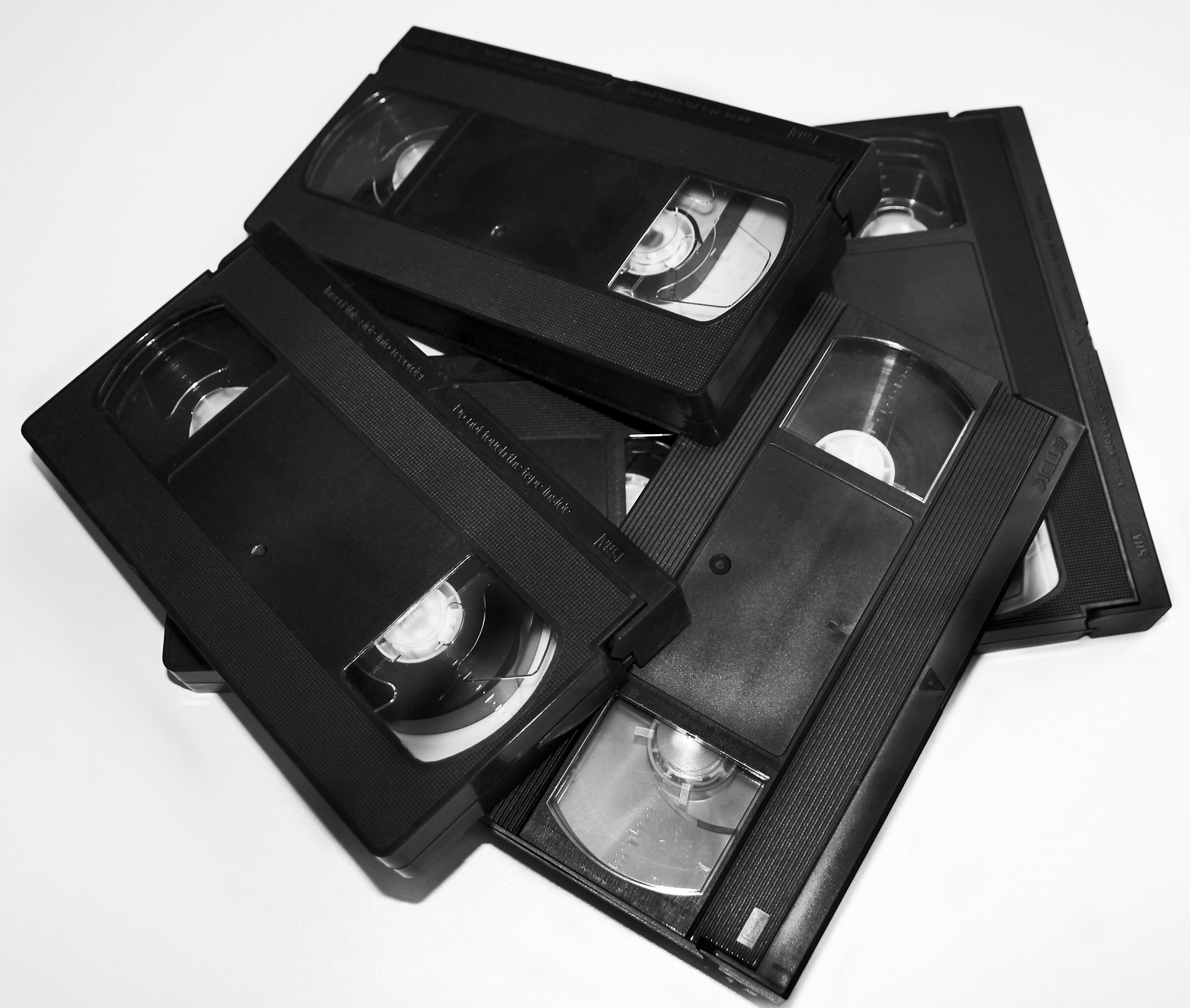 VHS Video to DVD Conversion